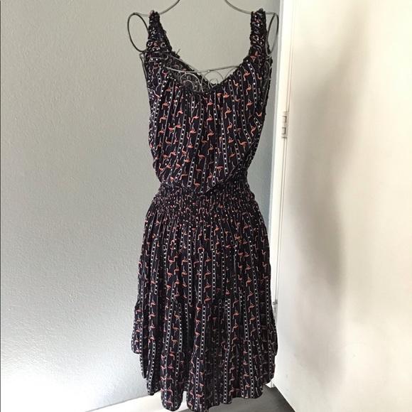 Simply Couture  flamingo 🦩 Dress